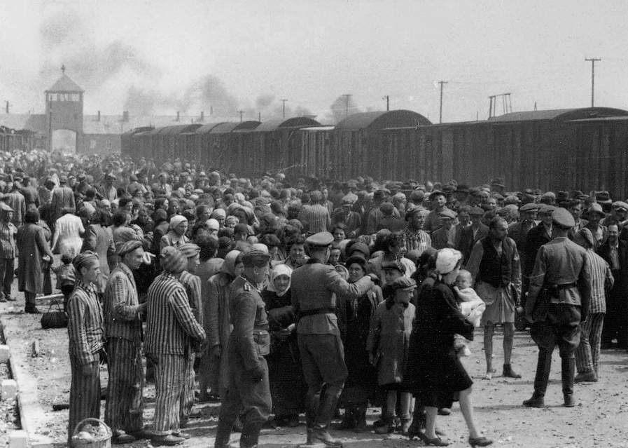 The Holocaust: Genocide of European Jews by Nazi Germany