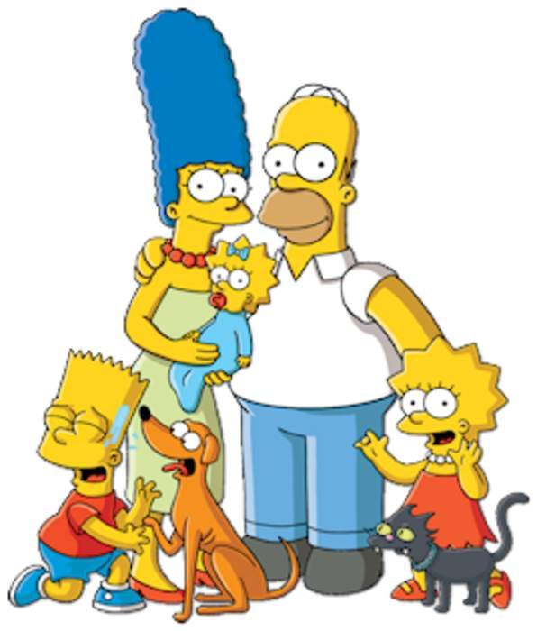 The Simpsons: American animated sitcom created by Matt Groening