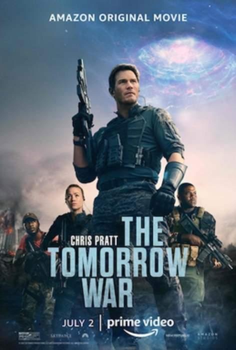 The Tomorrow War: 2021 American science fiction film