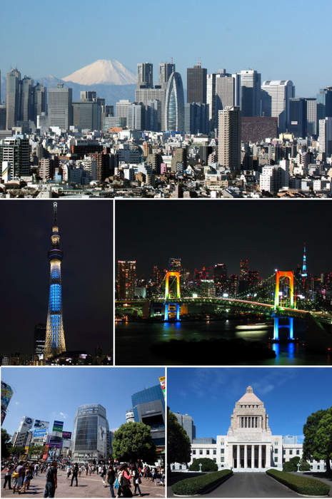 Tokyo: Capital of Japan