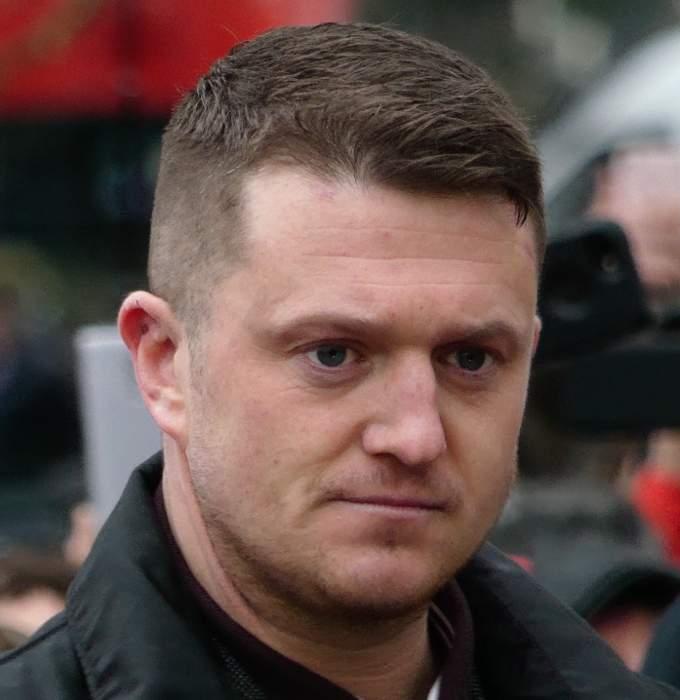 Tommy Robinson (activist): English far-right activist