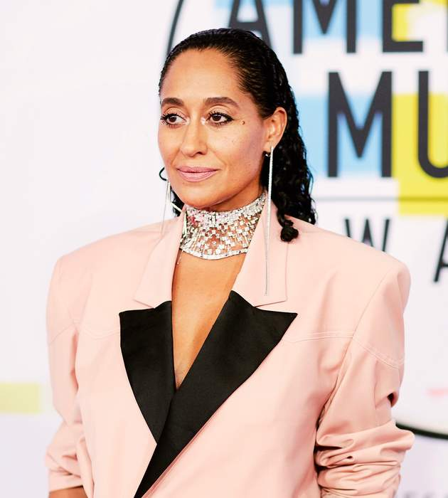 Tracee Ellis Ross: American actress, singer, television host, producer and director