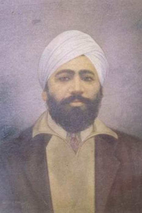 Udham Singh: Indian independence activist