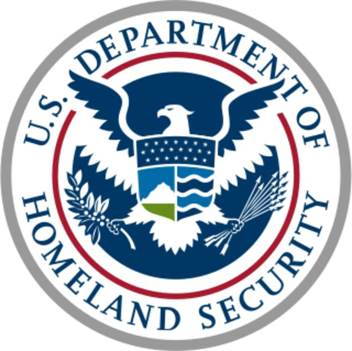 United States Department of Homeland Security: United States federal department