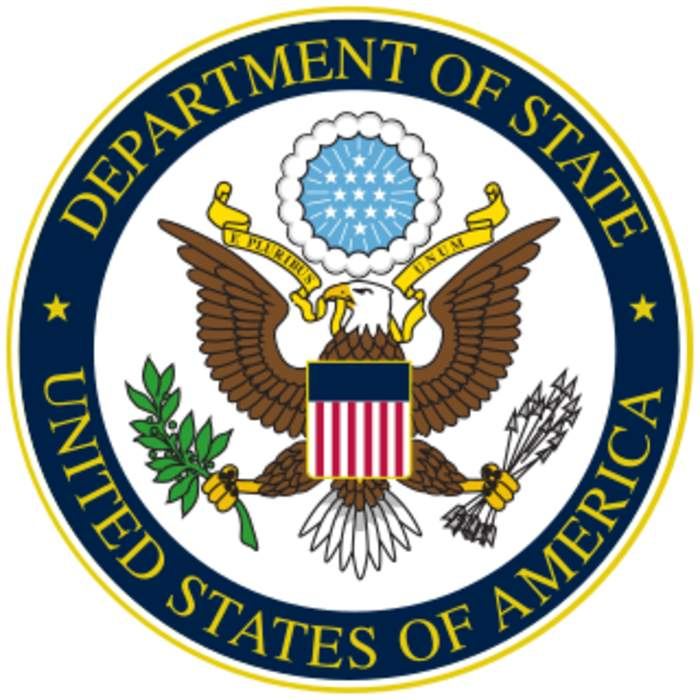United States Department of State: Executive department of the U.S. federal government