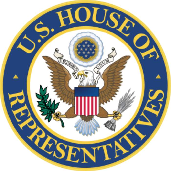 United States House of Representatives: Lower house of the United States Congress