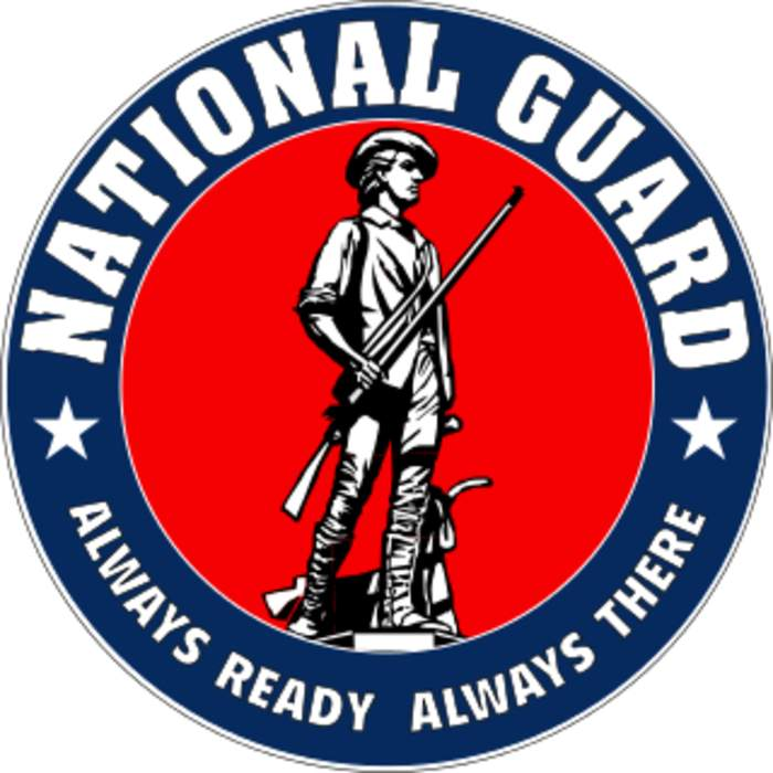 United States National Guard: Reserve force of the United States Army and Air Force