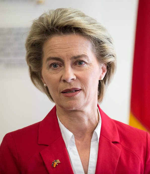 Ursula von der Leyen: President of the European Commission