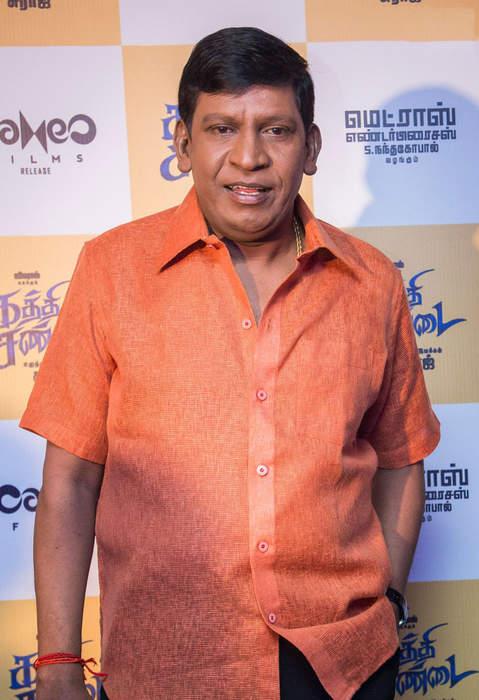 Vadivelu: Indian actor