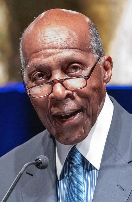 Vernon Jordan: American lawyer and civil rights activist