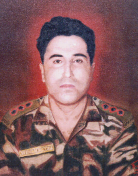 Vikram Batra: Officer of the Indian Army, awarded with the Param Vir Chakra (1974–1999)