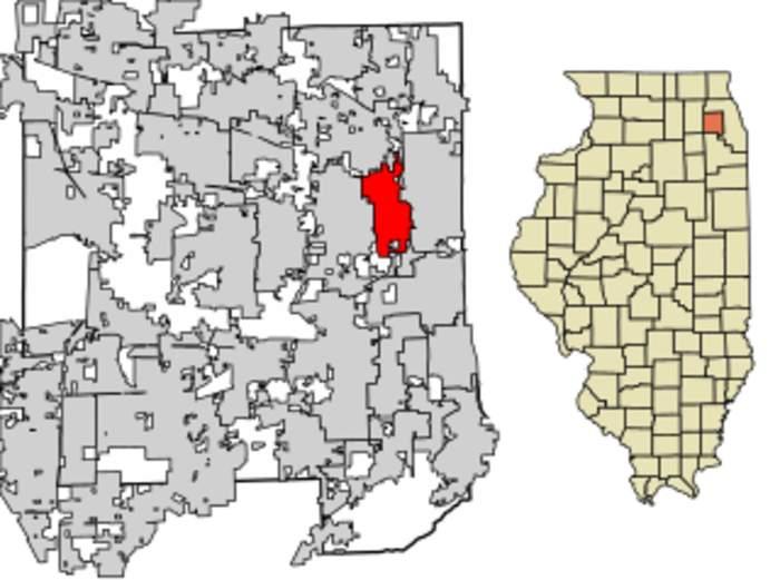Villa Park, Illinois: Village in Illinois, United States