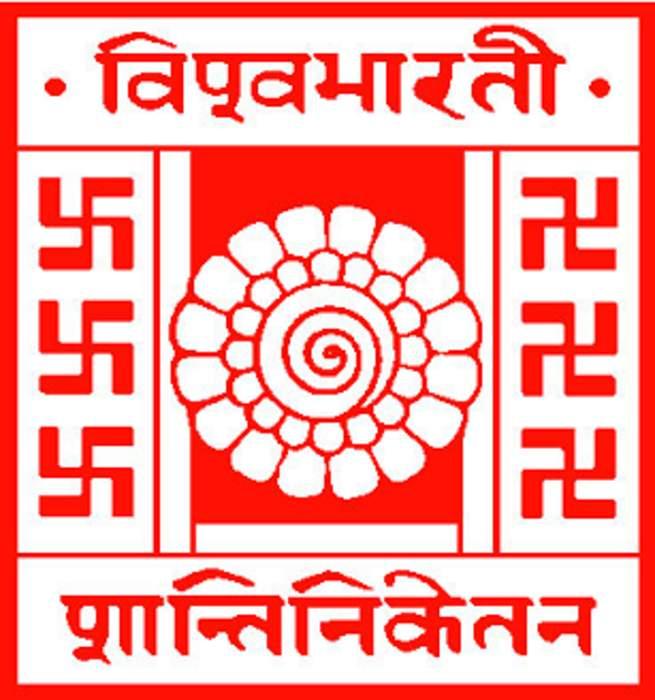 Visva-Bharati University: Public central university in Santiniketan, West Bengal, India