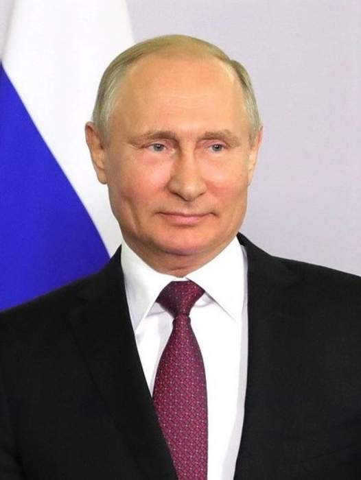 Vladimir Putin: President of Russia from 1999 to 2008 and again since 2012