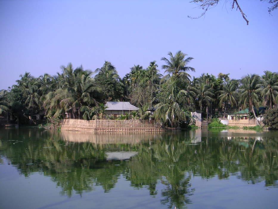 West Tripura district: District in India India, Tripura