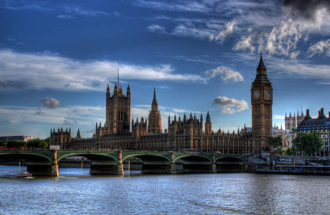 Westminster: Area of central London, within the City of Westminster