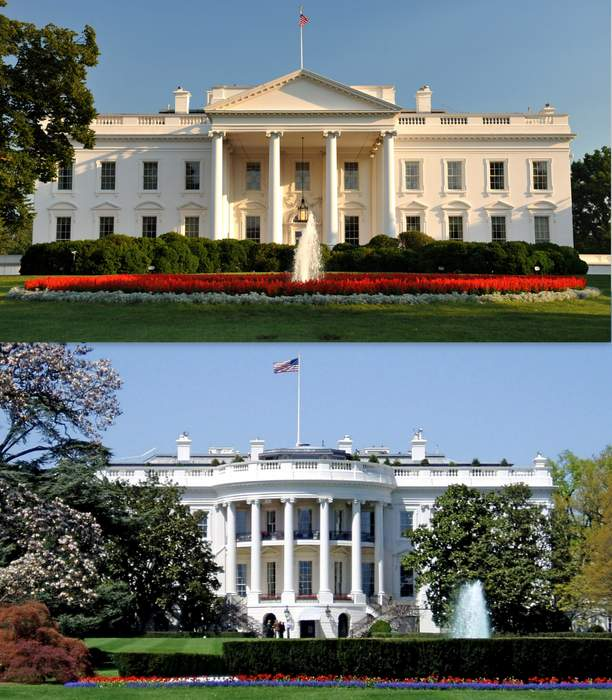 White House: Official residence and workplace of the President of the United States