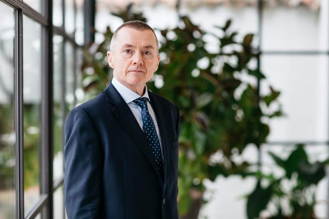 Willie Walsh (businessman): Irish airline executive