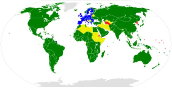 World Trade Organization: Intergovernmental trade organization