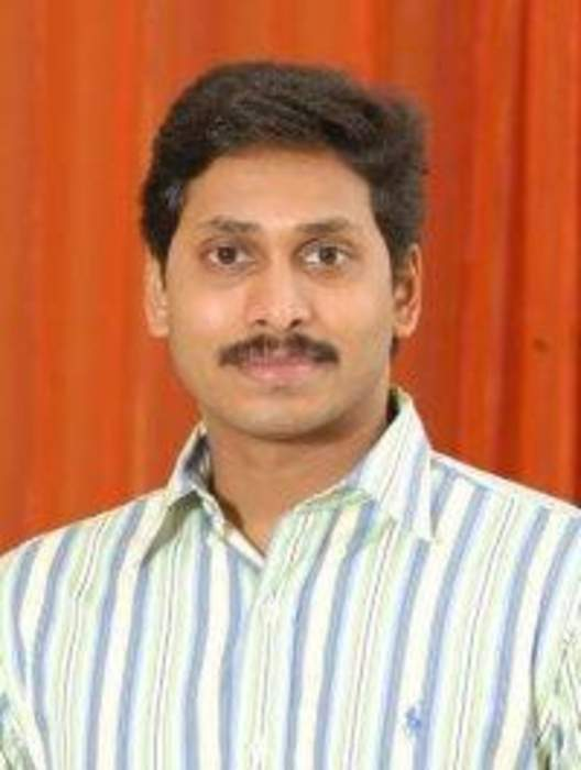 Y. S. Jaganmohan Reddy: 17th and current Chief Minister of Andhra Pradesh
