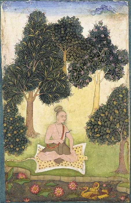 Yoga: Spiritual practices from ancient India