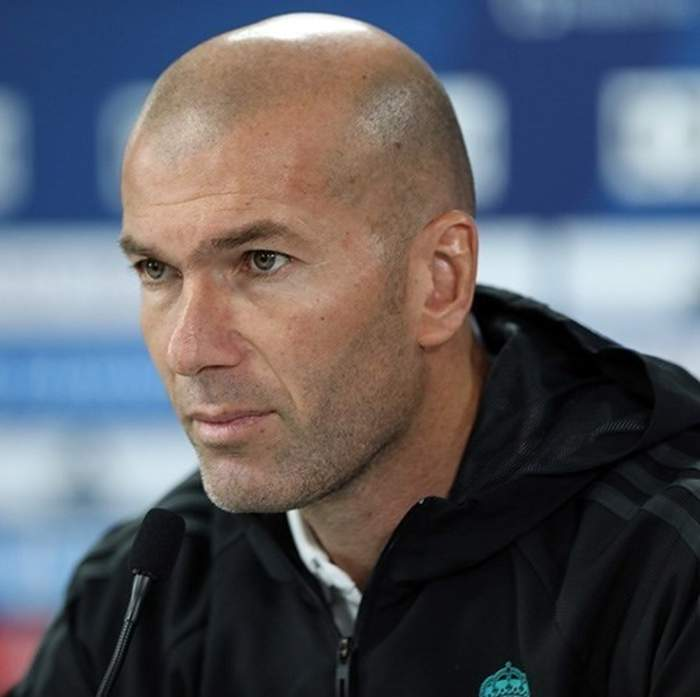 Zinedine Zidane: French association football manager and former player